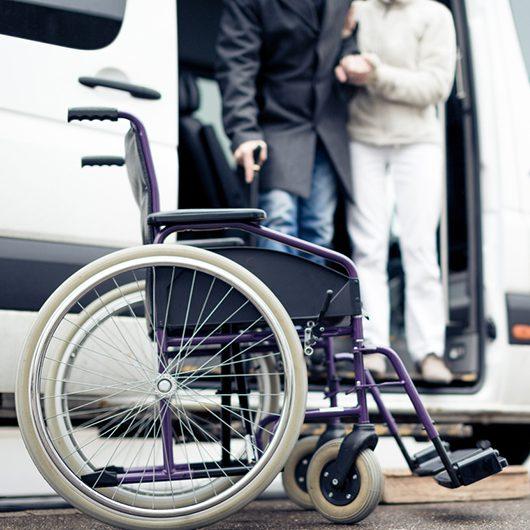 Krankenfahrten mit Taxi Parowicz aus Soest